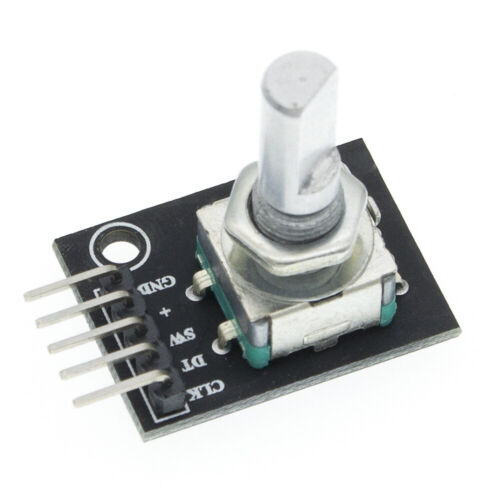 360-degree rotary encoder module KY-040  Potentiometer Module Encoder