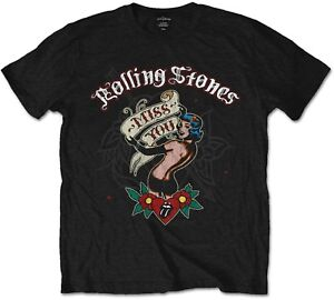 THE-ROLLING-STONES-Miss-You-T-SHIRT-OFFICIAL-MERCHANDISE
