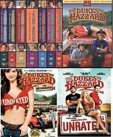 Brand The Dukes Of Hazzard Complete Series Season 1-7 (+ 2 Movie) Dvd Sets