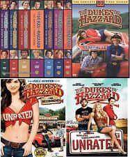 BRAND NEW The Dukes of Hazzard ~ Complete Series Season 1-7 (+ 2 Movie) DVD SETS