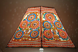 Lamp shade large floor lamp indian lampshade ebay image is loading lamp shade large floor lamp indian lampshade aloadofball Choice Image