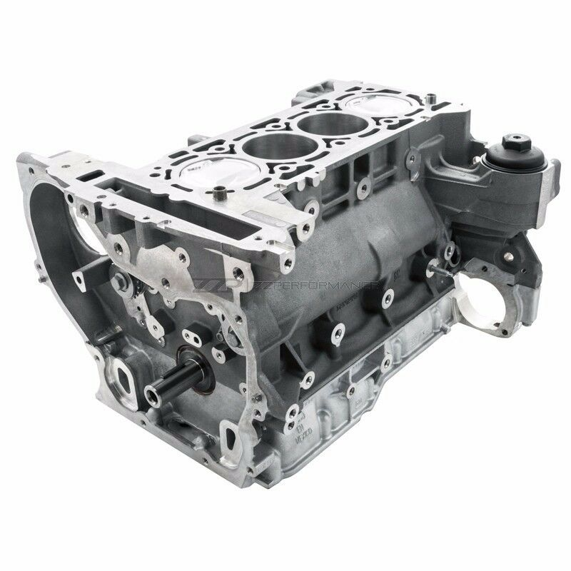 Supercharged Ecotec Engine: ZZP New GM Gen 3 LNF Engine Short Block 2.0 Turbo 2007
