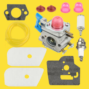 Carburetor-Tune-Up-Kit-Pour-Husqvarna-125-L-125LDX-128LD-Poulan-Weedeater-28cc