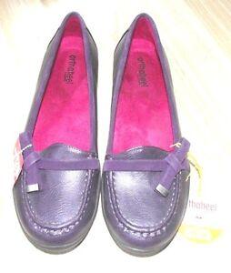 Orthaheel-Ladies-Mae-Loafers-PURPLE