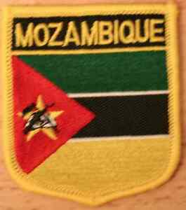 Cameroon Shield Country Flag Embroidered PATCH Badge P1