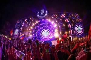 Ultra Music Festival Live USA Events DJ-Sets SPECIAL (2017 - 2018)