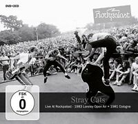 Stray Cats - Live At Rockpalast [new Cd] With Dvd on sale
