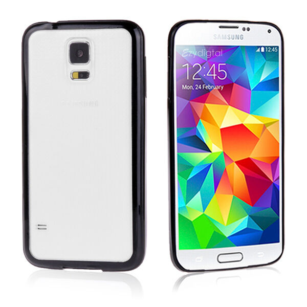 Hard Satin Case Cover for Samsung Galaxy S5