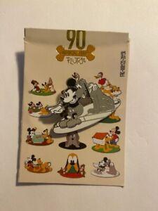 DS-Pluto-Mickey-90th-Anniversary-Mystery-Hot-Dog-Black-amp-White-Disney-Pin-B