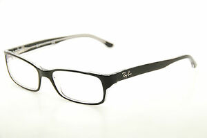 bc38a0f22e New Authentic Ray Ban RB 5114 2034 Black Clear 54mm Frames ...