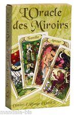 L'Oracle des Miroirs - (Carte, divination, médium) - 53 Cartes avec Livret