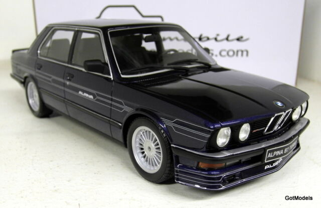 Otto Scale Resin OT BMW M Alpina B Turbo Blue EBay - Alpina bmw