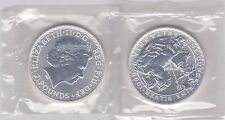SEALED 1999 SILVER ONE OUNCE £2 BRITANNIA IN MINT CONDITION