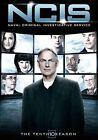 Ncis Tenth Season 0097361440842 DVD Region 1 P H