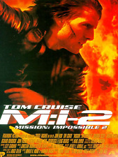 Bande annonce cinéma trailer 35mm 2000 MISSION IMPOSSIBLE 2 M:I-2 Tom Cruise