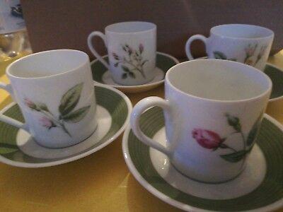 Kaffeetasse Romantisches Rosen Dekor TCM Tchibo