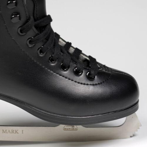 NEW Jackson JS453 Boys/' Figure Skates with Mark I Blade Black