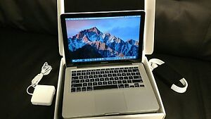 "Hearty Apple Macbook Pro13"" New 1tb Sshd Firecuda/ Intel I5 /16gb Ram/ Os High Sierra Computers/tablets & Networking"