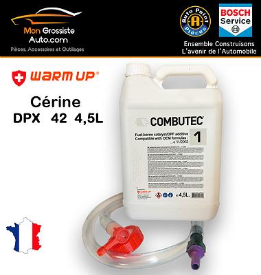 Additif Fap Cerine Dpx 42 Blanc F.a.p Combutec 1 4,5l Warm Up Citroen Psa Ford Squisita (In) Esecuzione