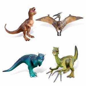 Carnotaurus Jurassic Period Model Assorted Toys Realistic Animals