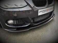 BMW 3er M Paket E92 E93 LCI Frontspoiler Cupspoiler Lippe Spoilerlippe Spoiler