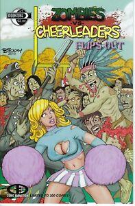 Zombies vs. Cheerleaders (2013 3 Finger Prints) Volume 2