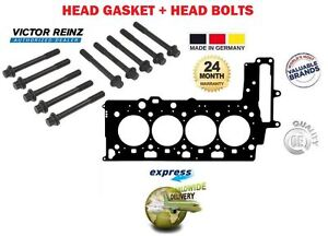 FOR-BMW-B47D20A-N47D20C-N47D20D-1995cc-2011-gt-CYLINDER-HEAD-GASKET-BOLT-SET