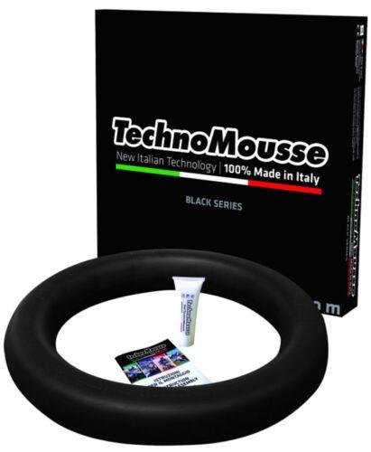 Techno Mousse Enduro Mousse 140//80-18 Endurowettbewerb Black Series ***