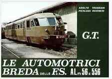 FERROVIE FIAT BREDA ALn56 e ALn556 Automotrici 1981 Descrizione Tecnica - DVD