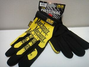 Guantes Mechanix the Original Yellow Gloves