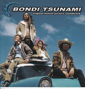 Details about Bondi Tsunami-2004-Original Movie Soundtrack-24 Tracks-CD