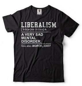 Liberalism-T-shirt-Trump-Supporter-Anti-liberal-T-shirt-Republican-2020-Shirt