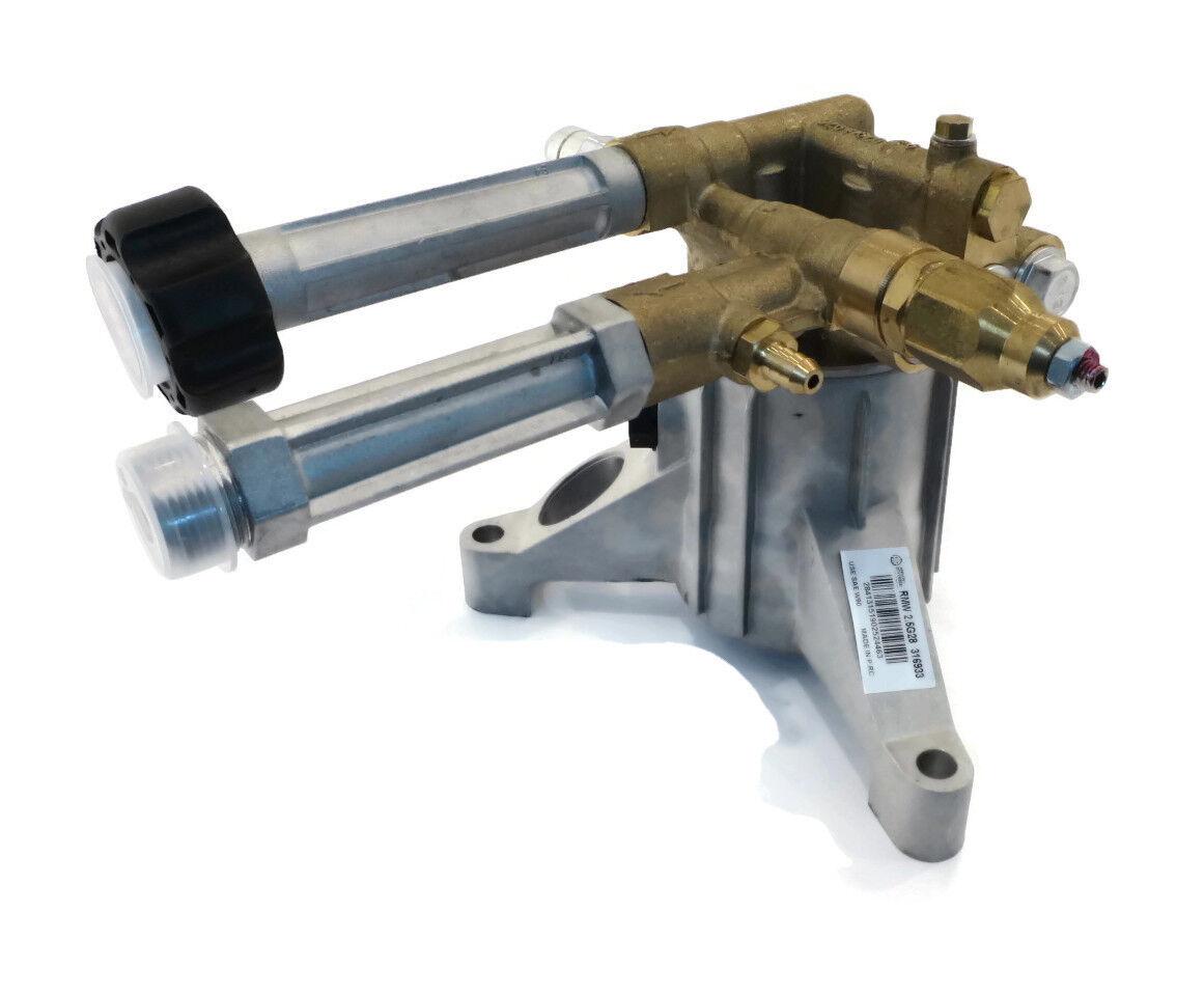 2800 Psi actualizado Ar Power Lavadora A Presión Bomba De Agua Briggs & Stratton 020306-3