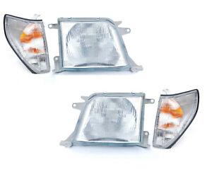 NEW-HEAD-LIGHT-CORNER-INDICATOR-LAMP-SUIT-TOYOTA-PRADO-J-95-1996-1999-LH-RH