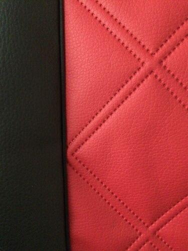 Mk2 Universal Eco-Leather Full Set Car Seat Covers Ford Focus Mk1 Kuga Mk1