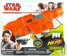 Nerf Gun Glow Strike Star Wars Light Effects Glow In The Dark Darts Child  Toy K3
