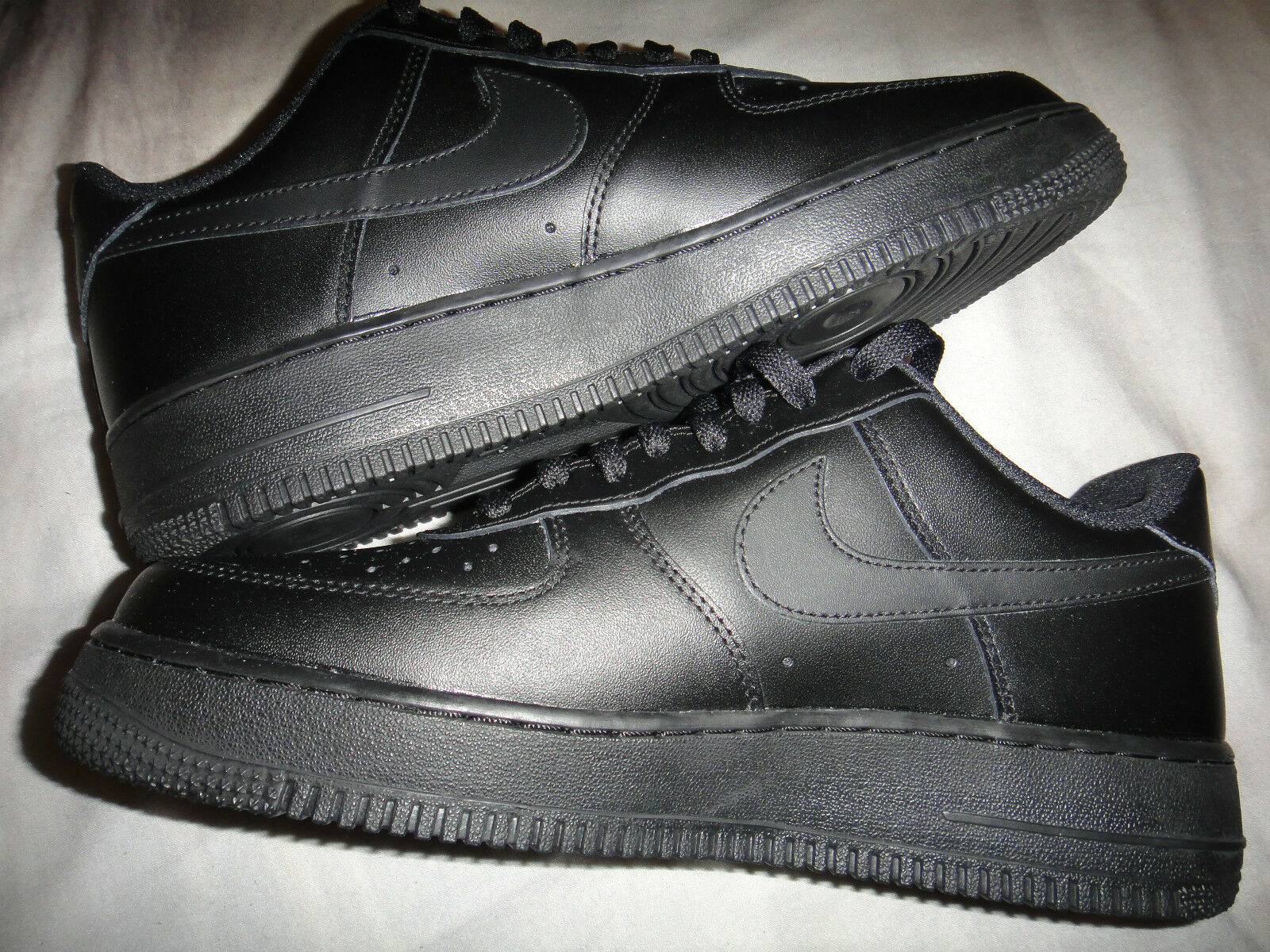 Nike Air Force 1 Low Noir Basketball Chaussures