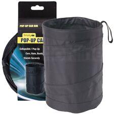 Car Pop-Up Bin Litter Bag Rubbish Hanging Collapsible Foldable Waste Basket