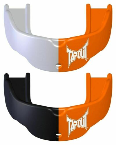 TapouT Youth Mouthguard Boil and Bite 2PK MMA UFC Football Lax Hockey All Sports
