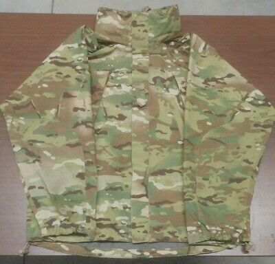 MULTICAM OCP L6 W2 GEN III EXTREME COLD//WET WEATHER BLACK LINER JACKET XLL NWT