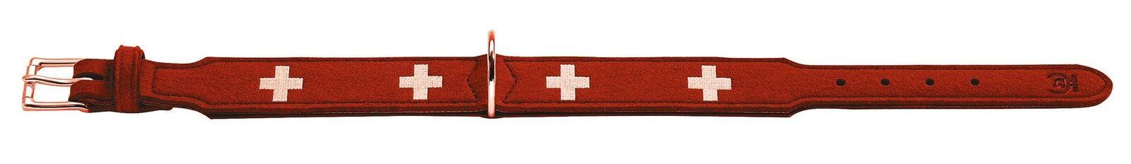 Hunter Filz Leine 200 cm in in in rot rotUZIERT    Züchtungen Eingeführt Werden Eine Nach Der Anderen  fe78dd