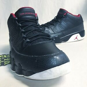 watch 2f9e5 d5297 Details about Air Jordan Retro 9 Low Bred size 12 Space Jam Playoff UNC  Cool Grey Black Red DB