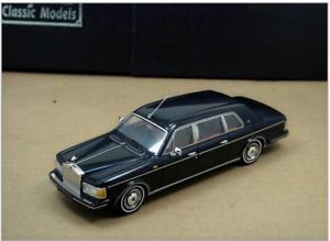1 43 Rolls-Royce Silver Spur II Touring Limousine 1992-1993 Left steering wheel