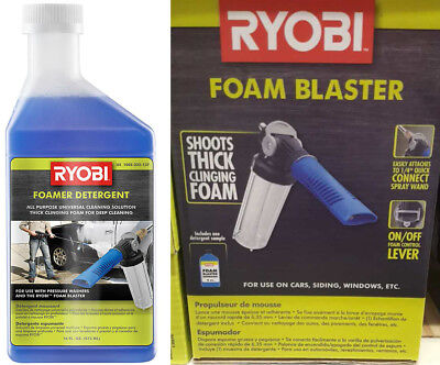 RYOBI RY31F04 Pressure Washer Foam Blaster