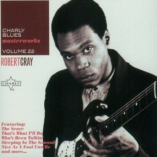 Robert Cray - Vol. 22-Charly Blues Masterworks [New CD] Asia - Import