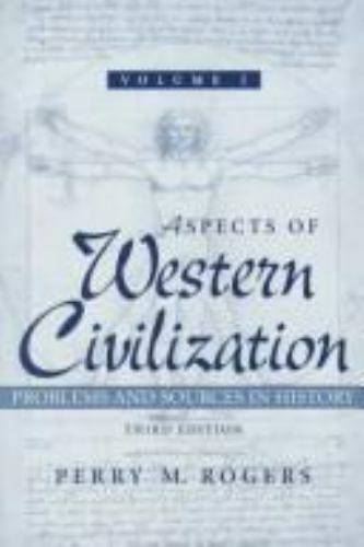 Aspects of Western Civilization: Problems and Sources in History, Volume I, , Go