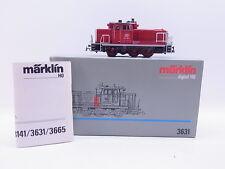 LOT 40831 | Schöne Märklin H0 3631 Diesellok BR 361 der DB digital in OVP