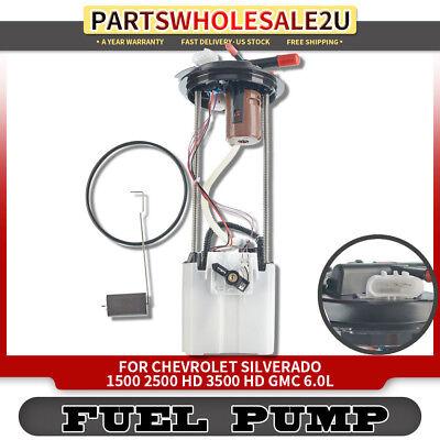 Fuel Pump for 2009 2010 Chevrolet Silverado 2500 HD V8-6.0L ONLY