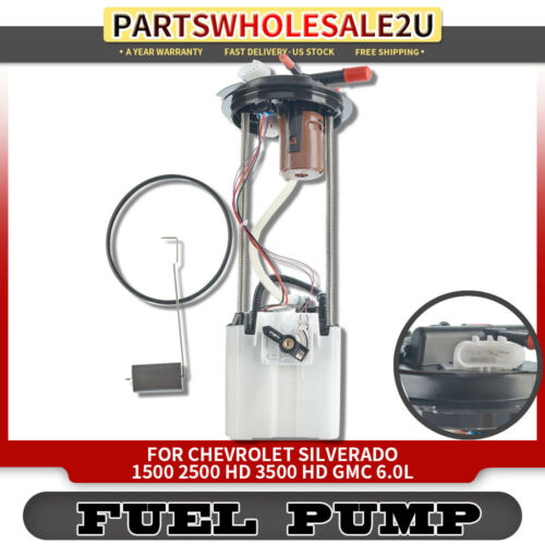 Fuel Pump Module Assembly for Chevrolet Silverado 1500 2500 HD GMC Sierra 6.0L