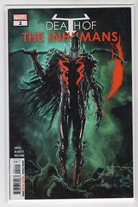 Death-of-Inhumans-Issue-2-Marvel-Comics-8-1-18-1st-Print